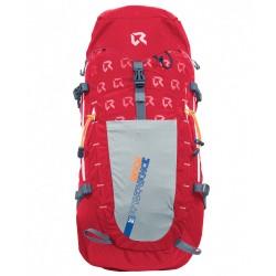 Trekking backpack Rock Experience Predator 38 red