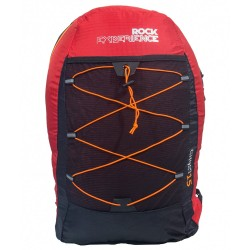 Zaino Ghost 15 lt Rock Experie Rosso-Ar