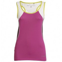 Trail running tank Rock Experience Thunder 8 Woman purple