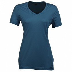 T-shirt trekking Rock Experience Ambit 2 Mujer azul