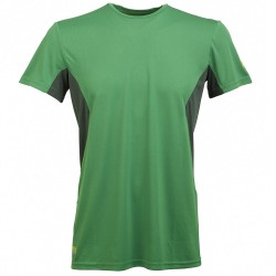 T-shirt trekking Rock Experience Ambit Hombre verde