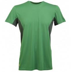 T-shirt trekking Rock Experience Ambit Uomo verde