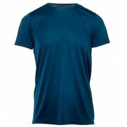 T-shirt trekking Rock Experience Ambit Homme bleu