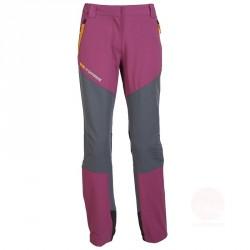 Pantalon trekking Rock Experience Orion 2 Femme violet