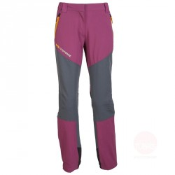 Trekking pants Rock Experience Orion 2 Woman purple
