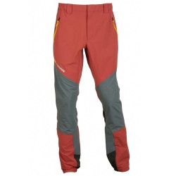Trekking pants Rock Experience Orion 1 Man red