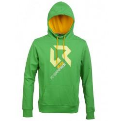 Sweat-shirt Rock Experience Team Homme vert
