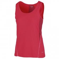 Camiseta trekking Cmp Mujer rojo