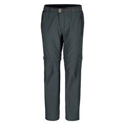 Pantalon trekking Cmp Zip Off Homme gris