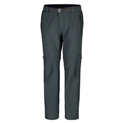 Pantalone trekking Cmp Zip Off Uomo antracite