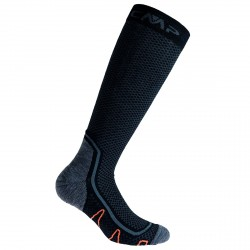 Trekking socks Cmp Poly Medium black
