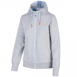 Sweat-shirt Cmp Femme gris