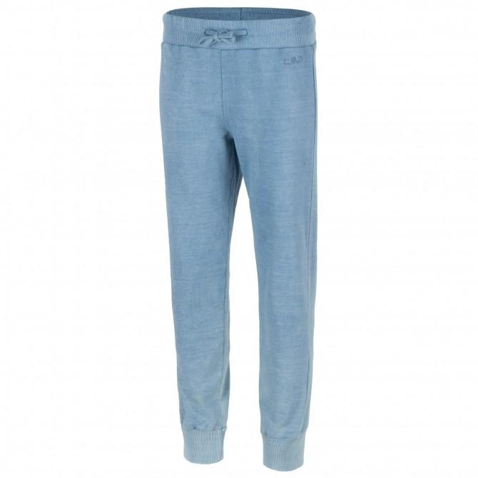 Pantalones de deporte Cmp Junior azul aviación