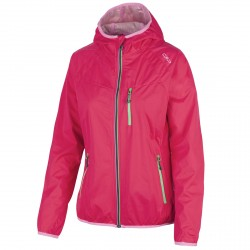 Softshell Cmp Woman strawberry