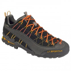 Trekking shoes La Sportiva Hyper Gtx Man black-orange