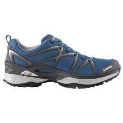 Chaussures trekking Lowa Innox Evo Gtx LO Homme gris-bleu