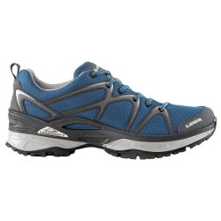 Trekking shoes Lowa Innox Evo Gtx LO Man grey-blue
