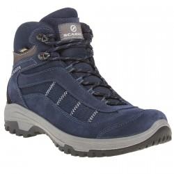 Zapatos trekking Scarpa Bora Gtx Hombre azul