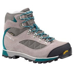 Zapatos trekking Dolomite Zernez Gtx Wmn Mujer verde