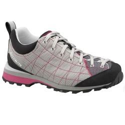 Zapatos trekking Dolomite Diagonal Lite Mujer gris