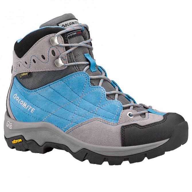 Chaussures Dolomite bleues femme dzm7FKaN