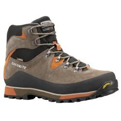 Zapatos trekking Dolomite Zermatt Gtx Hombre marrón