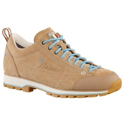 Chaussures Scarpe Dolomite CinquantaQuattro Low Femme beige-bleu clair