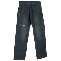 Trekking pants Rock Experience Testardo Man denim
