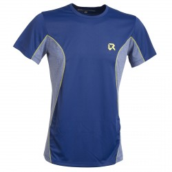 T-shirt trail running Rock Experience Rapid 5 Uomo blu