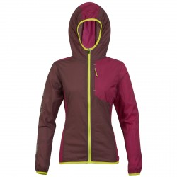 Windstopper trekking Rock Experience Ultra Donna viola
