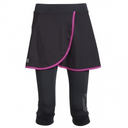 Pantalones trail running Rock Experience Fast Mujer negro
