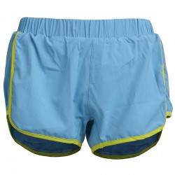 Trail running shorts Rock Experience Speedy Woman light blue