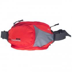 Trekking bum bag Rock Experience Link red