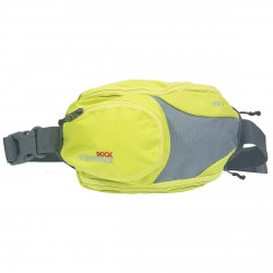 Trekking bum bag Rock Experience Link lime