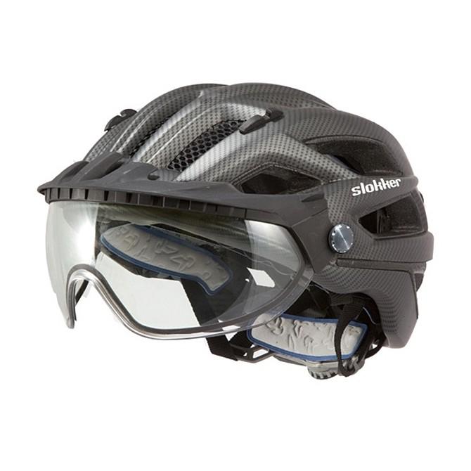 Casque cyclisme Slokker Penegal noir