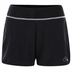 Shorts running Dare 2b Succession Femme noir