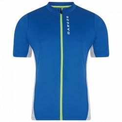 Maglia ciclismo Dare 2b Blighted Uomo royal