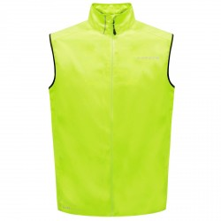 Gilet pour pluie Dare 2b Fired Up Homme jaune fluo