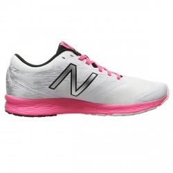 Chaussures running New Balance WFLSHLW1 Femme blanc