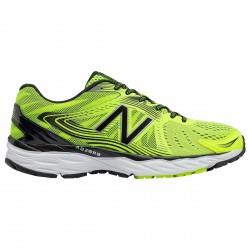 Chaussures running New Balance 680v4 Homme jaune