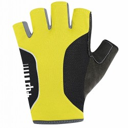Bike gloves Zero Rh+ Logo yellow