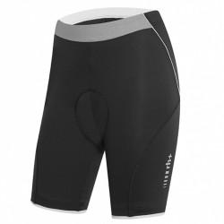 Short ciclismo Zero RH+ Fusion Donna nero-bianco