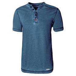 T-shirt Astrolabio CL9K Uomo blu