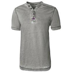 T-shirt Astrolabio CL9K Homme gris