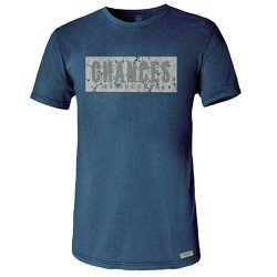 T-shirt Astrolabio CL9J Uomo blu