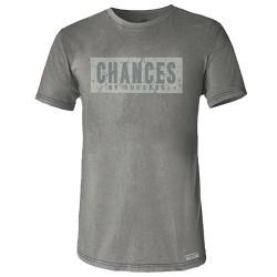T-shirt Astrolabio CL9J Homme gris