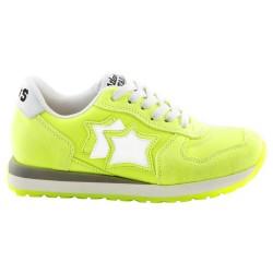 Sneakers Atlantic Stars Lynx Fille jaune