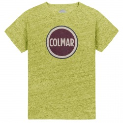 T-shirt Colmar Originals Mag Man yellow
