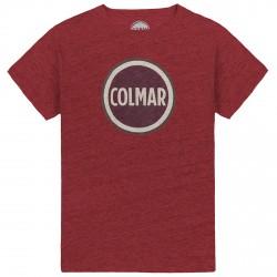 T-shirt Colmar Originals Mag Hombre borgoña