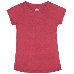 T-shirt Colmar Originals Mag Femme fraise